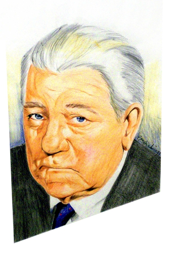Jean Gabin by Colorfarma